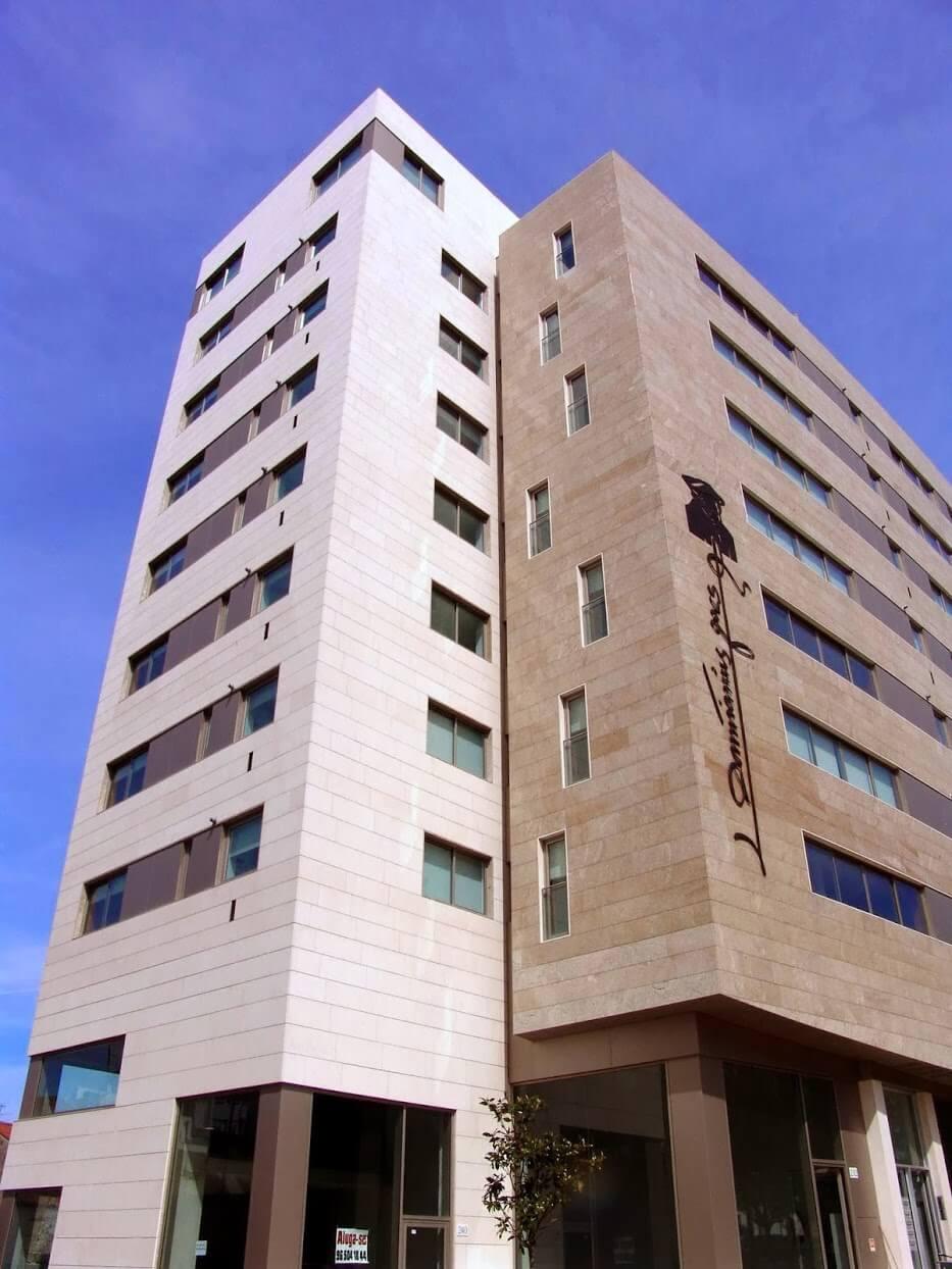 Edifício Damião de Goís