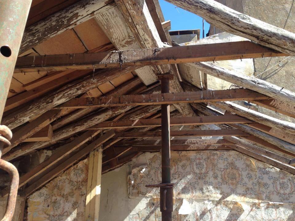 Obras e restauros